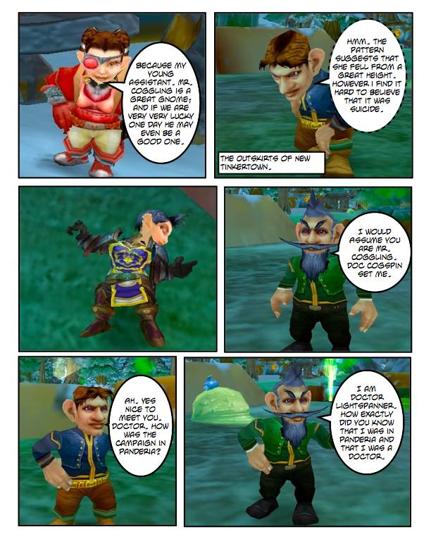A Study in Gnomish Ingenuity page 3