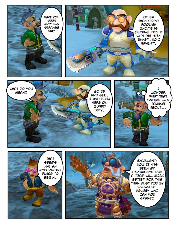 A Study in Gnomish Ingenuity page  14