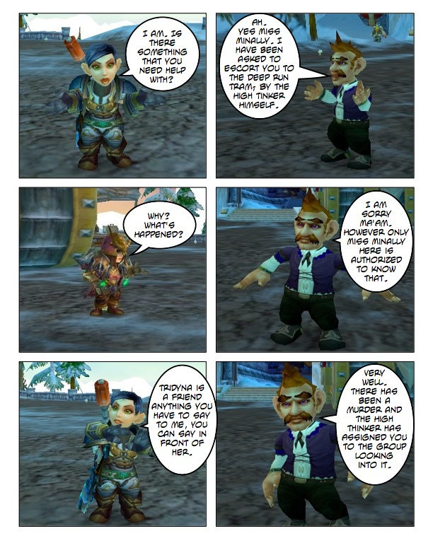 A Study in Gnomish Ingenuity page 19